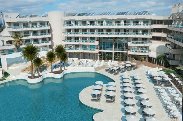 Holidays at BG Rei Del Mediterrani Hotel in Playa de Muro, Majorca