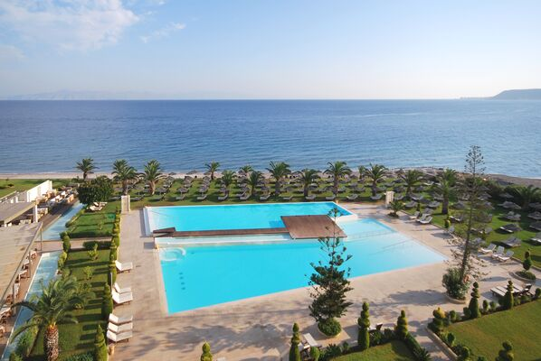 Holidays at Sentido Ixian Grand Hotel in Ixia, Rhodes