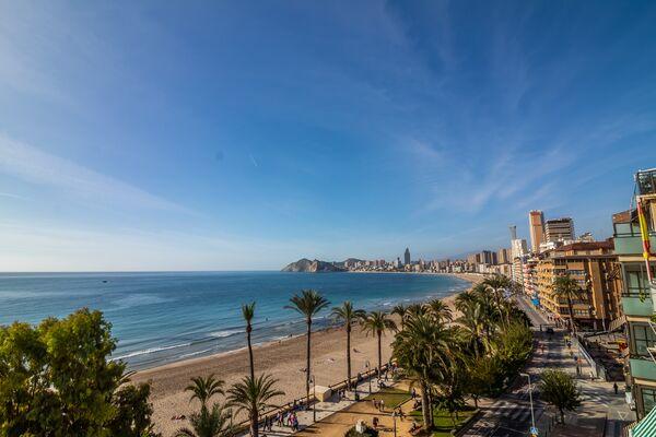Holidays at Port Mar Blau Hotel - Adults Only in Benidorm, Costa Blanca