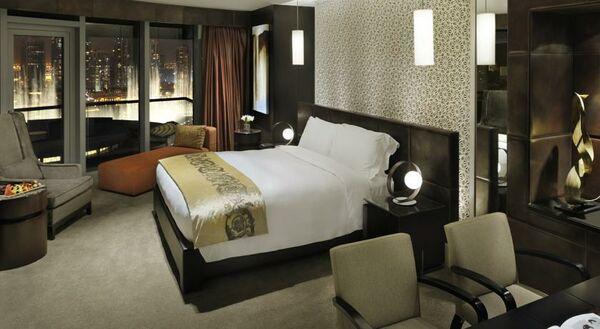 Holidays at Address Dubai Mall Hotel in Sheikh Zayed Road, Dubai