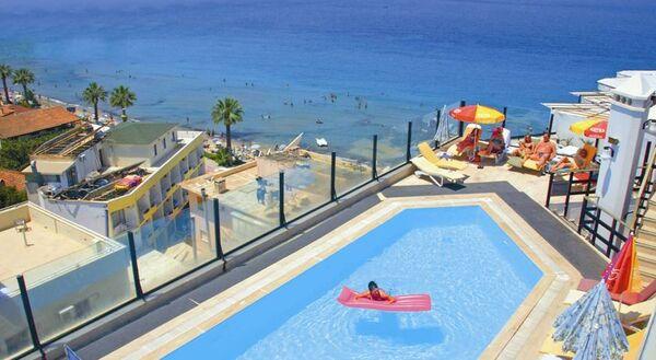 Holidays at Asena Hotel in Kusadasi, Bodrum Region
