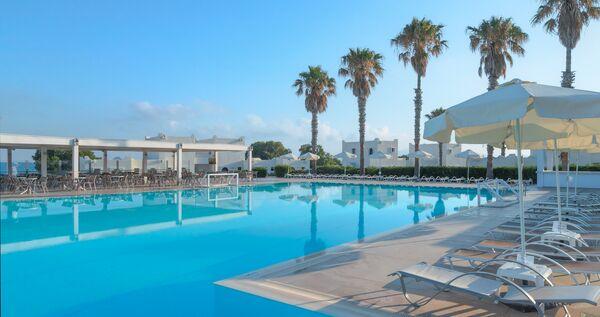 Holidays at Aeolos Beach Hotel in Lambi, Kos