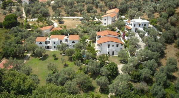 Holidays at Katerina Apartments in Troulos, Skiathos