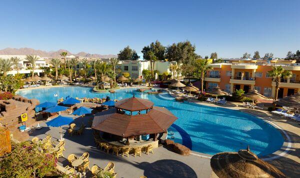 Holidays at Sierra Hotel in Sharks Bay, Sharm el Sheikh