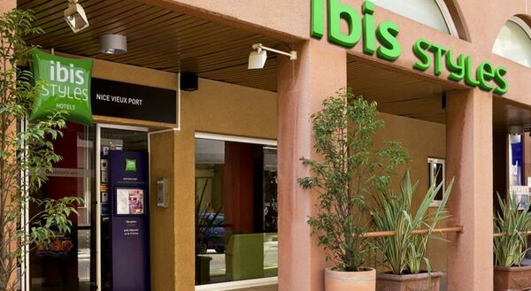 Holidays at Ibis Styles Nice Vieux Port Hotel in Nice, France