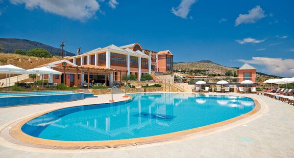 Holidays at Regina Dell Acqua Resort Hotel in Skala, Kefalonia