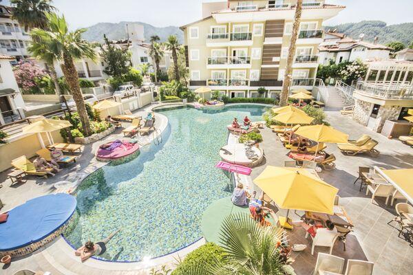 Holidays at Hotel Sueno Club Mersoy Bella Vista - Adult Only in Icmeler, Dalaman Region