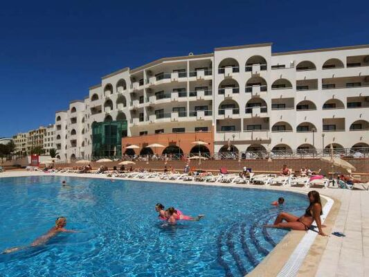 Holidays at Solaqua Apartments in Albufeira, Algarve