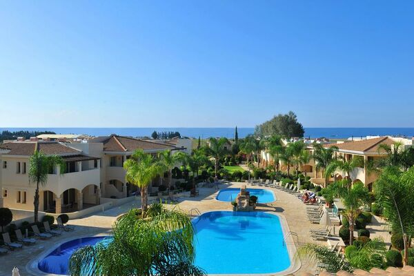 Holidays at Aphrodite Sands Resort in Mandria, Paphos