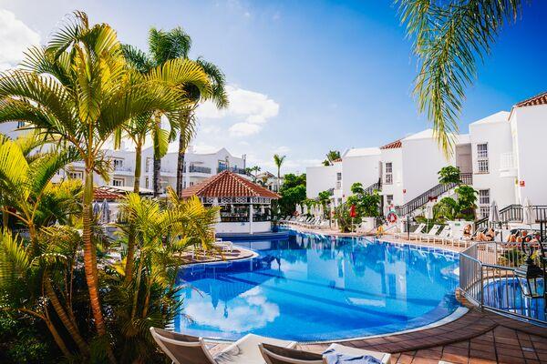 Holidays at Parque Del Sol in Fanabe, Costa Adeje