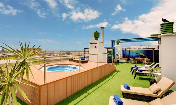 Holidays at Hotel THe Fataga in Las Palmas, Gran Canaria