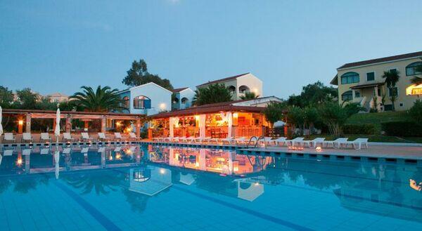 Holidays at Govino Bay Apartments in Gouvia, Corfu
