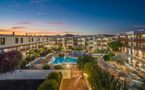 Holidays at Mansion Nazaret Apartments in Costa Teguise, Lanzarote