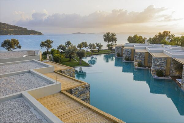 Holidays at Voyage Torba and Private in Torba, Bodrum Region