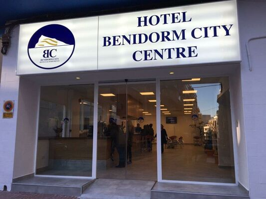 Holidays at Benidorm City Center Hotel in Benidorm, Costa Blanca