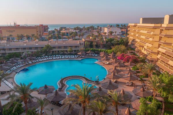 Holidays at Sindbad Club Hotel & Aqua Park in Hurghada, Egypt