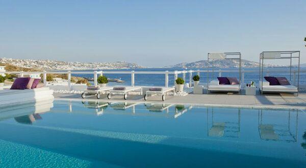 Holidays at Mykonos Grace Hotel in Agios Stefanos, Mykonos