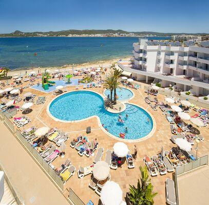 Holidays at Playa Bella Apartments in San Antonio Bay, Ibiza