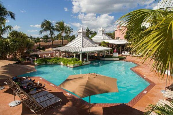 Holidays at Comfort Suites Paradise Island Hotel in Paradise Island, Nassau