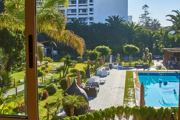 Holidays at Hotel Mabrouk in Agadir, Morocco