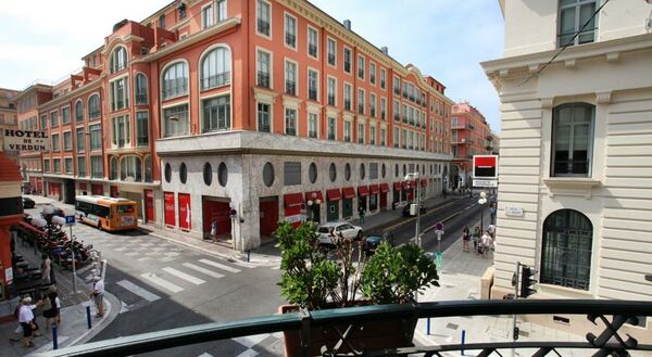 Holidays at LaFayette Hotel in Nice, France