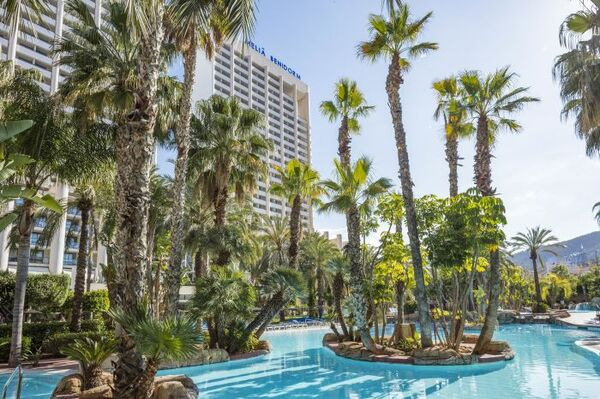 Holidays at Melia Benidorm Hotel in Benidorm, Costa Blanca
