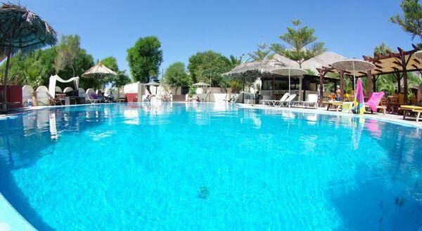 Holidays at Rena Hotel in Perissa, Santorini