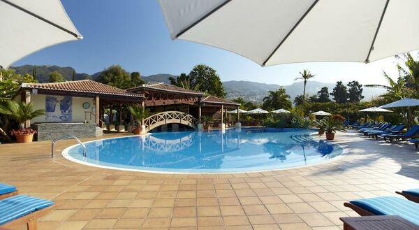 Holidays at Quinta Jardins Do Lago Hotel in Funchal, Madeira
