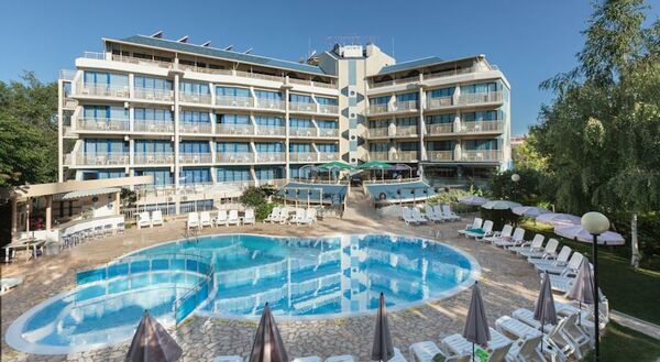 Holidays at Aquamarine Hotel in Sunny Beach, Bulgaria