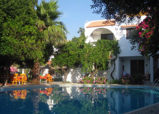 Holidays at Oasis Hotel in Afandou, Rhodes