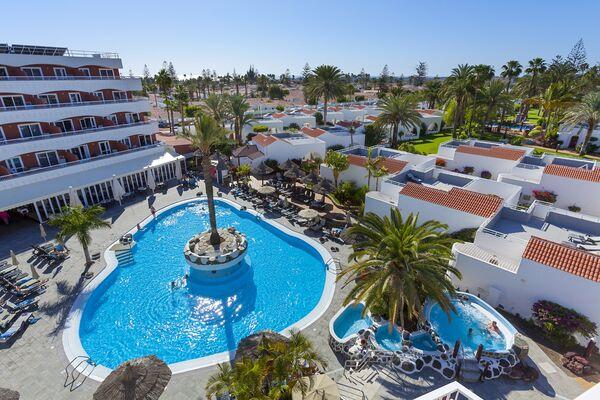 Holidays at Sol Barbacan ApartHotel in Playa del Ingles, Gran Canaria