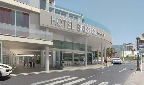 Holidays at Bristol Park Hotel in Benidorm, Costa Blanca