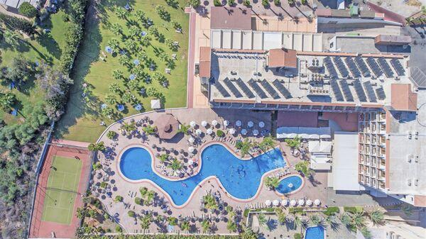 Holidays at Tsokkos Gardens Hotel in Protaras, Cyprus
