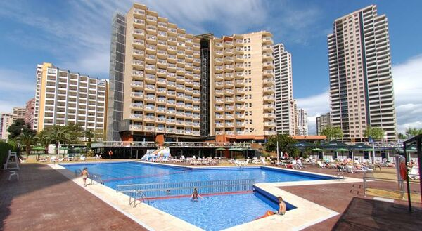 Holidays at Medplaya Rio Park Hotel in Benidorm, Costa Blanca