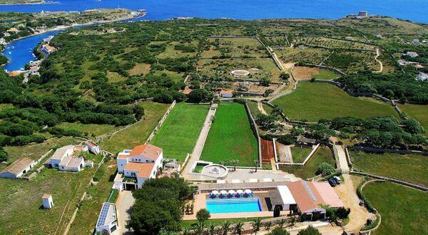 Holidays at Sant Joan de Binissaida Rural Hotel in Es Castell, Menorca