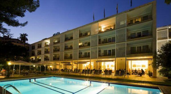 Holidays at Araxa Hotel in Palma Old Town, Palma de Majorca