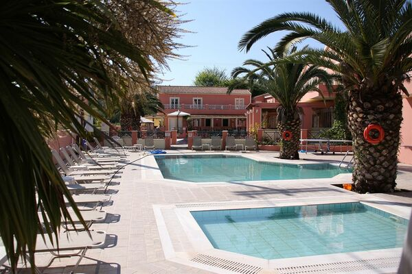Holidays at Joylife Hotel in Sidari, Corfu