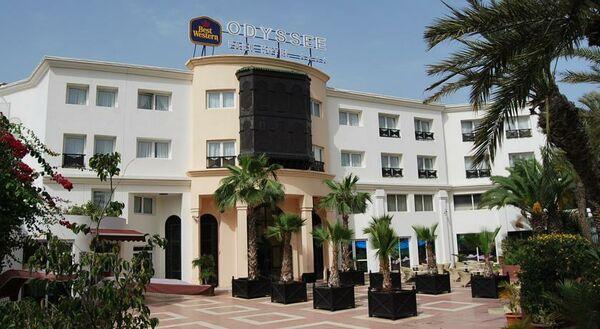 Holidays at Best Western Odyssee Park Hotel in Agadir, Morocco