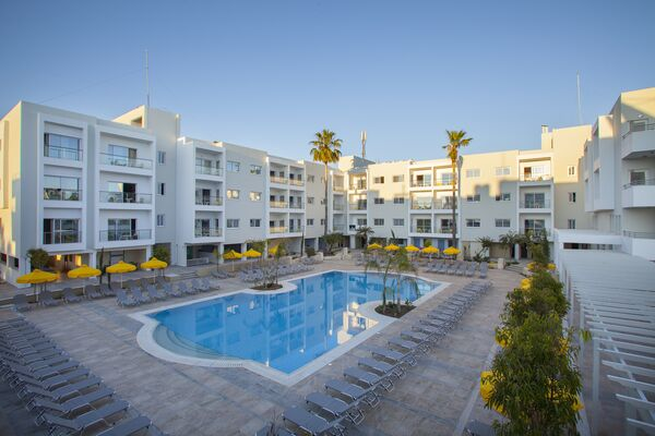 Holidays at Mayfair Gardens & Hotel in Paphos, Cyprus