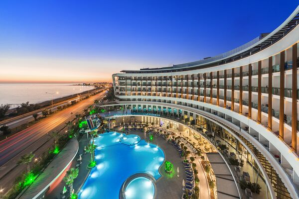 Holidays at Xoria Deluxe Hotel in Antalya, Antalya Region