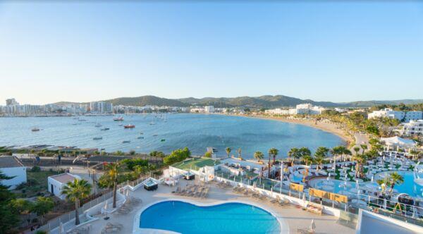 Holidays at THB Ocean Beach Club in San Antonio Bay, Ibiza
