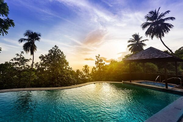 Holidays at Stonefield Estate Villa Resort And Spa in Soufriere, St Lucia