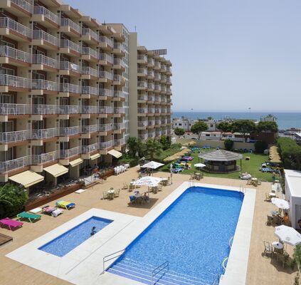 Holidays at Medplaya Balmoral Hotel in Benalmadena, Costa del Sol
