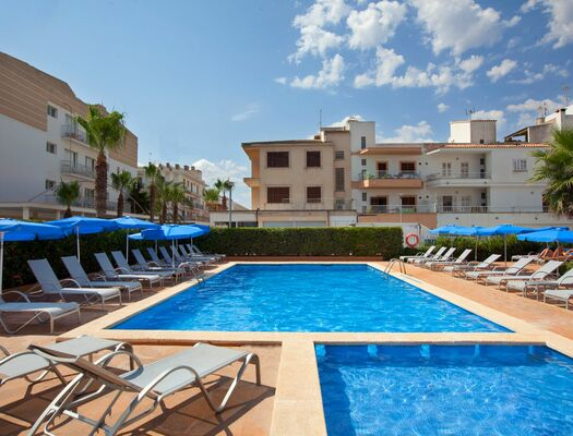 Holidays at JS Can Picafort Hotel in Ca'n Picafort, Majorca