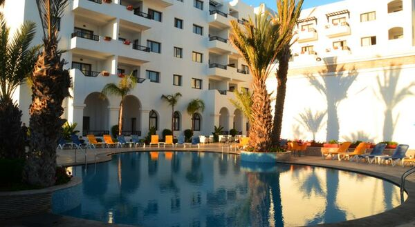 Holidays at Atlantic Palm Beach Hotel in Agadir, Morocco