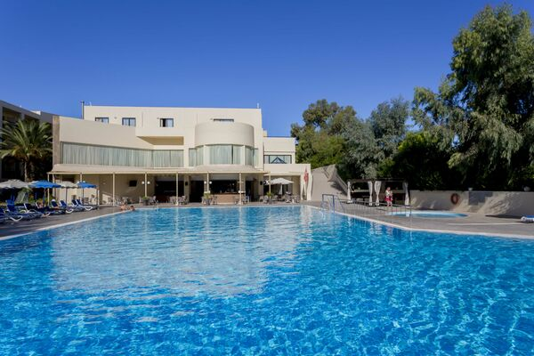 Holidays at Dessole Lippia Golf Resort in Afandou, Rhodes