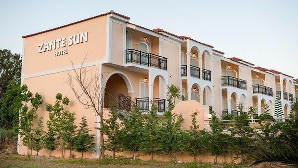 Holidays at Zante Sun Hotel in Aghios Sostis, Laganas