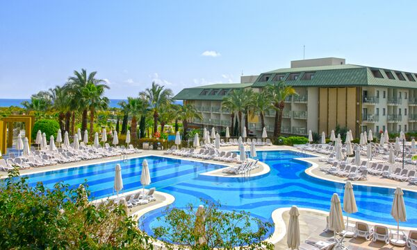Holidays at Novum Garden Side Hotel in Colakli, Side
