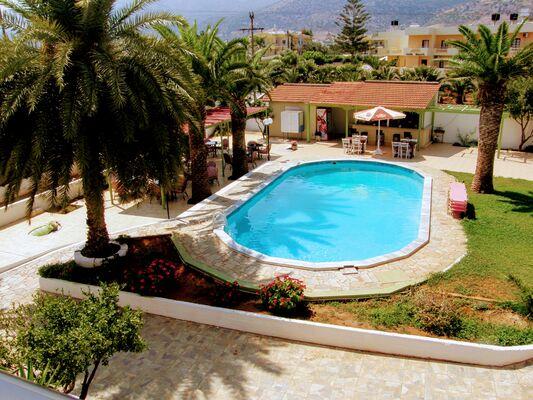Holidays at Ambrosia Hotel Malia in Malia, Crete