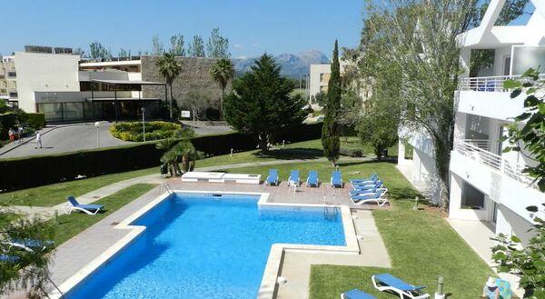 Holidays at Duvabitat Apartaments in Puerto de Pollensa, Majorca